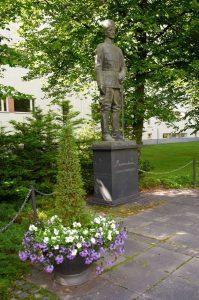 Mannerheim-patsas